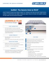 SunWeld Plus by VELUX Dynamic Dome Sell Sheet