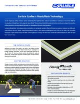 ReadyFlash Technology Sell Sheet